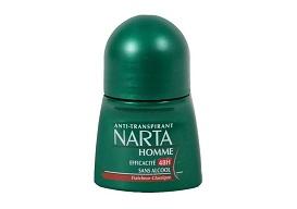Prueba el desodorante Roll-on Narta