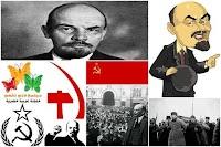 قصة حياة فلاديمير لينين - ثوري روسي ماركسي, قائد الحزب البلشفي والثورة البلشفية