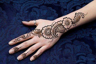 Beautiful Mehndi Design Pdf