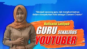 Kenalkan, Guru Sekaligus Youtuber Cantik Asal Desa Cingkrong, Purwodadi