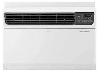LG 2 Ton 5 Star Wi-Fi Inverter Window AC (JW-Q24WUZA)