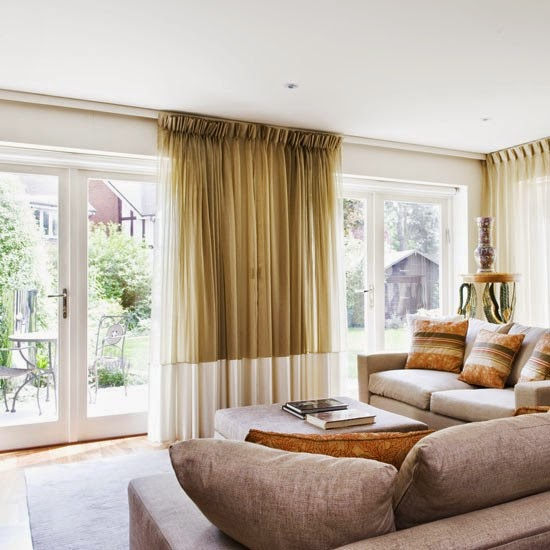 Beautiful Home Part 1: Dreams Of Julie: Decor Weekend! Part 1. Summer Living Room