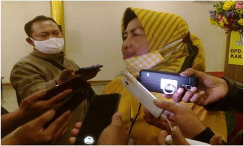Musda DPD Golkar Kabupaten Blitar Berjalan Dengan Aklamasi