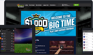 DraftKings Fantasy Sports in United Kingdom