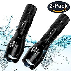 Wsky LED Tactical Flashlights