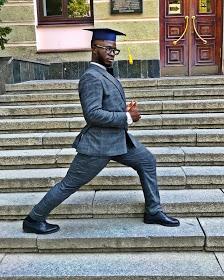 Popular Comedian Crazeclown Graduates As A Medical Doctor