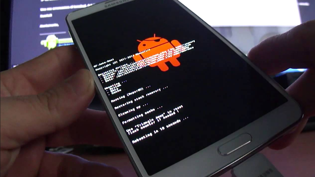 Nerdy Vibes: How To Root Android Avoiding Odin Errors