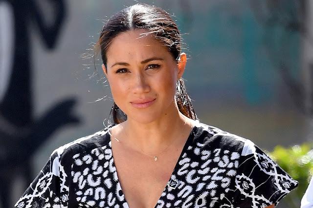 Megan Markle lost the case against a British tabloid