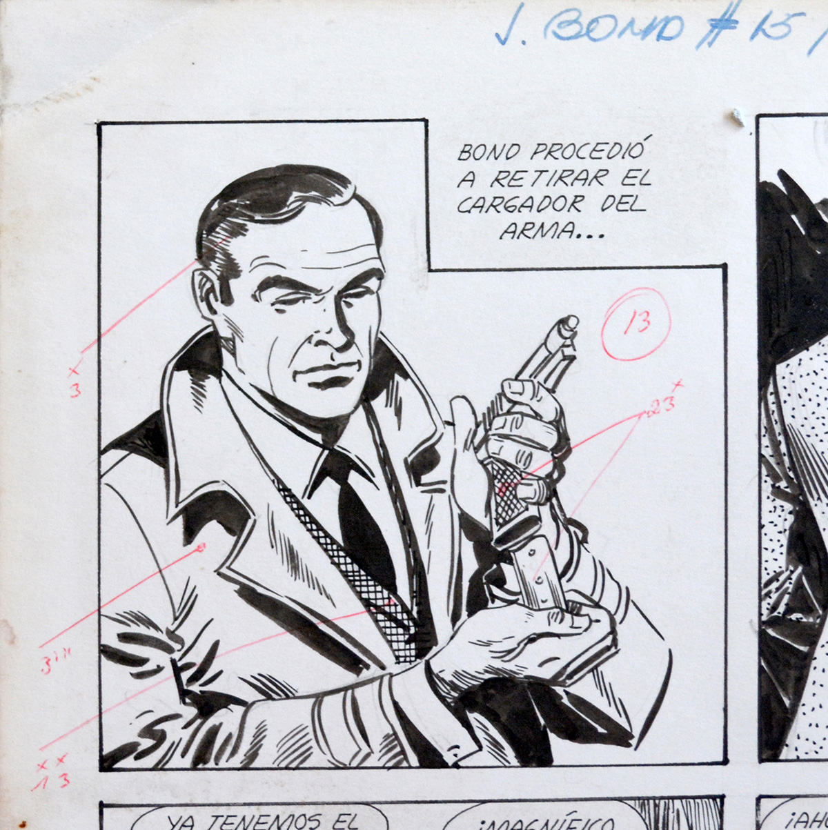 Illustrated 007 The Art Of James Bond Interview With