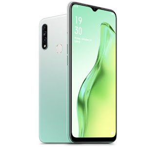 OPPO A31 Specifications