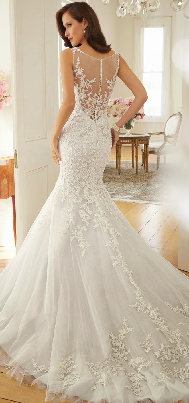 Sophia Tolli 2015 Bridal Collection Belle The Magazine