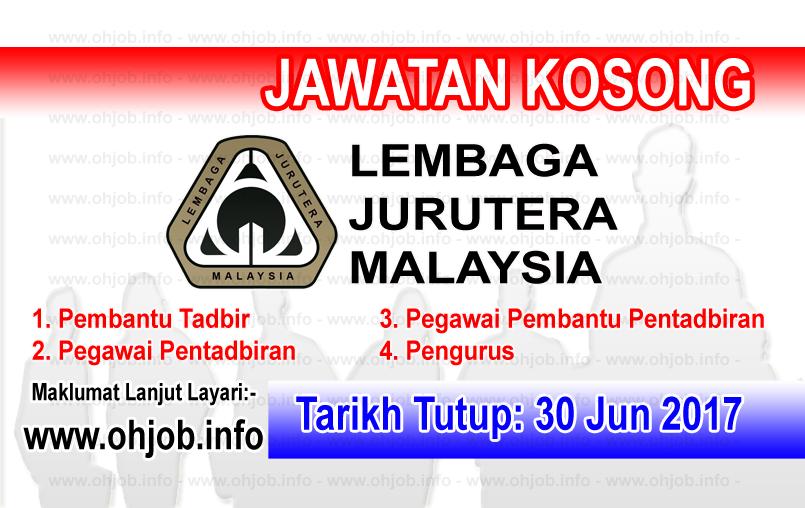 Jawatan Kerja Kosong Lembaga Jurutera Malaysia logo www.ohjob.info jun 2017