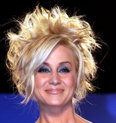 Astonishing Gernightute Kellie Pickler Short Hair Short Hairstyles Gunalazisus
