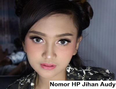 Nomor HP Jihan Audy