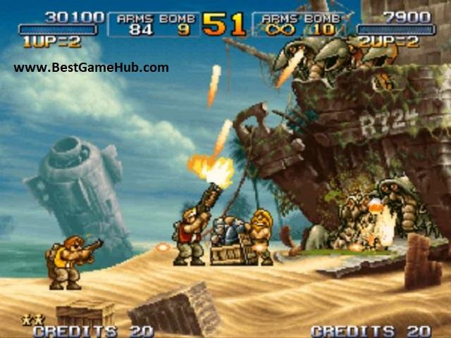 Metal Slug 3 Full Version Game Download