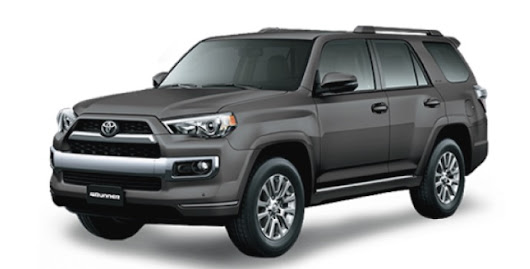 Garage | AreaMecanica.net: TOYOTA 4Runner Limited | 2018 | 270HP