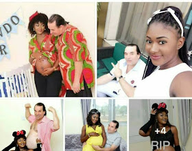 Nigerian lady's Passed Out during childbirth leaves many heartbroken