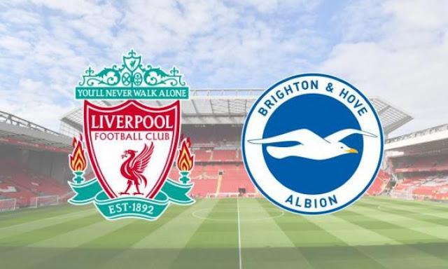 بث مباشر مباراة ليفربول وبرايتون اليوم 08-07-2020 الدوري الإنجليزي