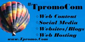 TpromoCom for Web Design and Social Media (image)