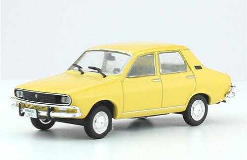 grandes autos memorables Renault 12 TL