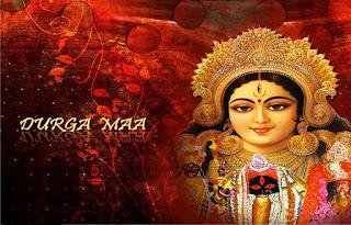 Free Download Durga Ashtami FB DP