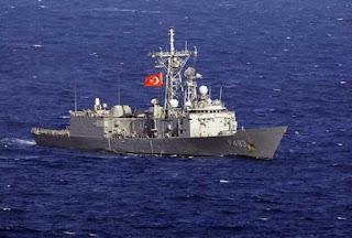 Σε τεταμένο κλίμα η τουρκική άσκηση «Θαλάσσιος Λέων»