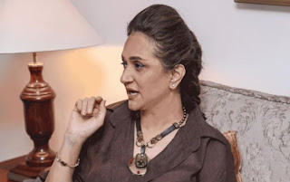Bushra opens up about her divorce with Iqbal Ansari