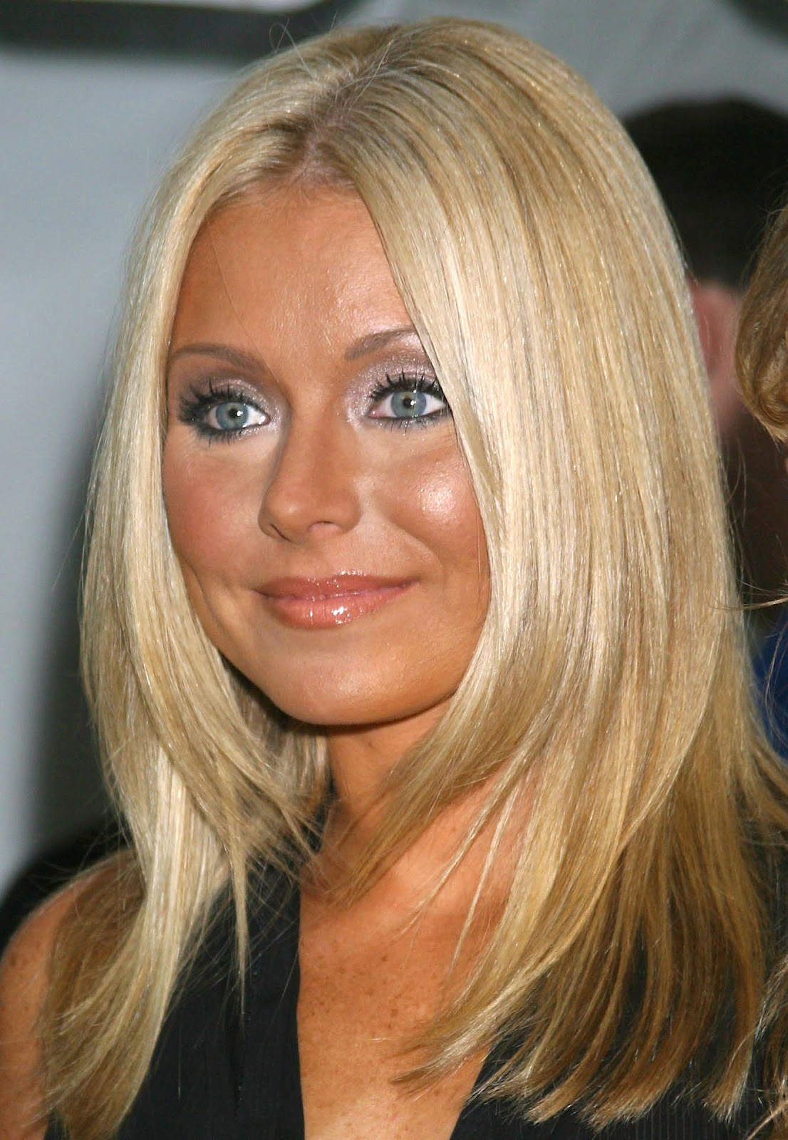 Kelly Ripa Hairstyle World Celebrity