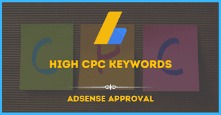 Google AdSense Keywords For Targeting High CPC Keywords
