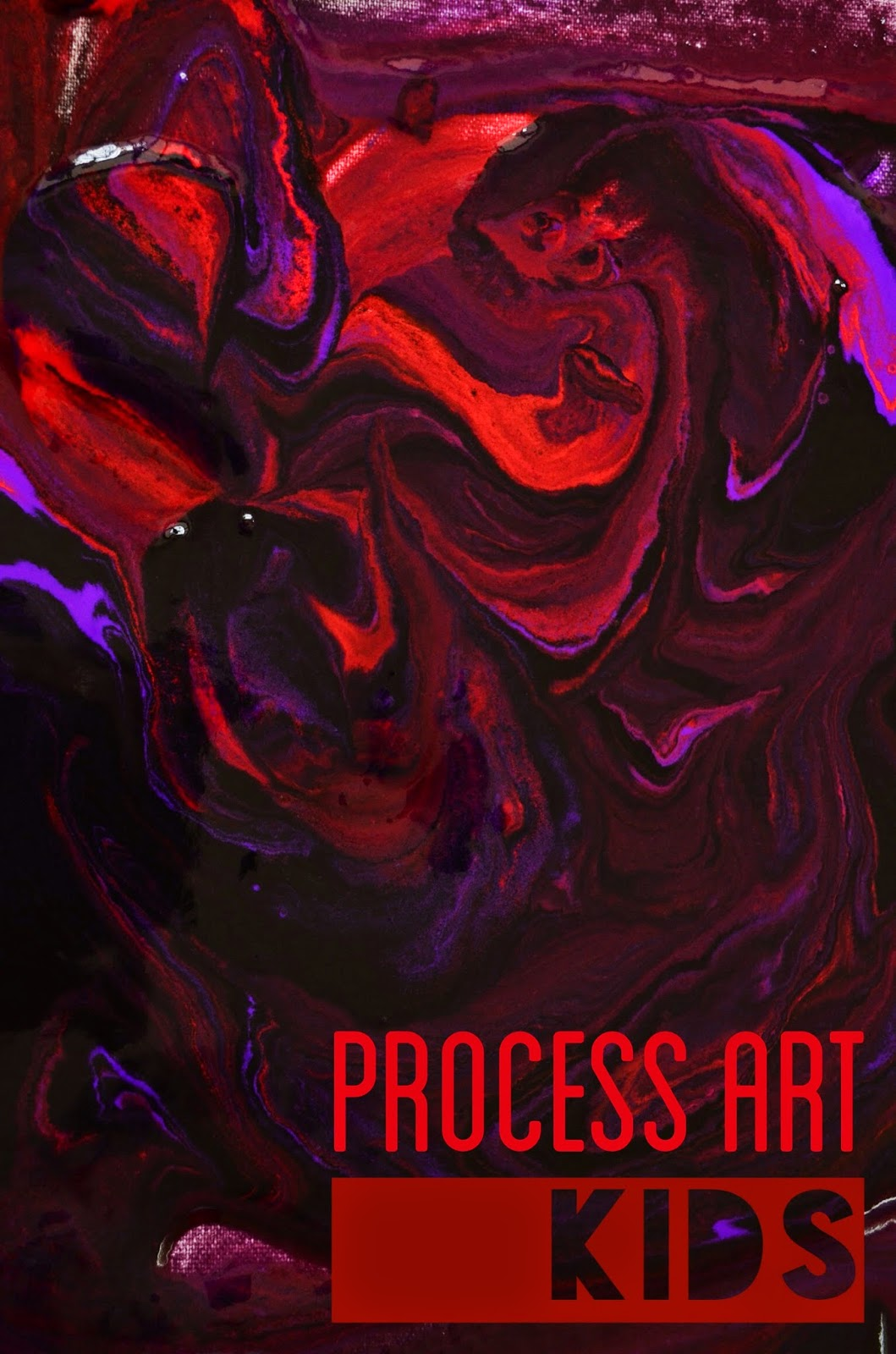 Process Art for Kids (Art Studio Diaries- 1)