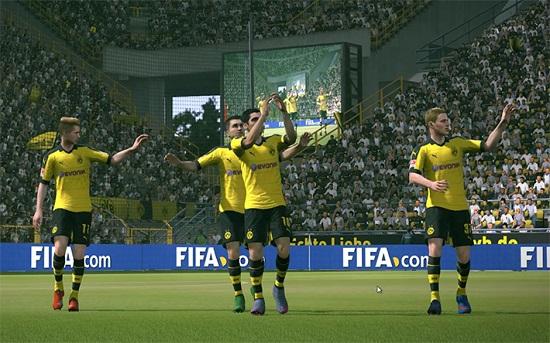 Borussia Dortmund với đội hình gegenpressing.