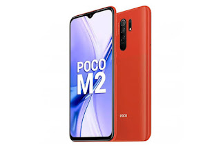 daya baterai Xiaomi Poco M2