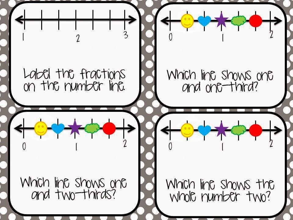 http://www.teacherspayteachers.com/Product/Fractions-on-a-Number-Line-Task-Cards-1141667