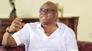 Fayose also described the APC as a collapsing house which will soon be voted out of power.