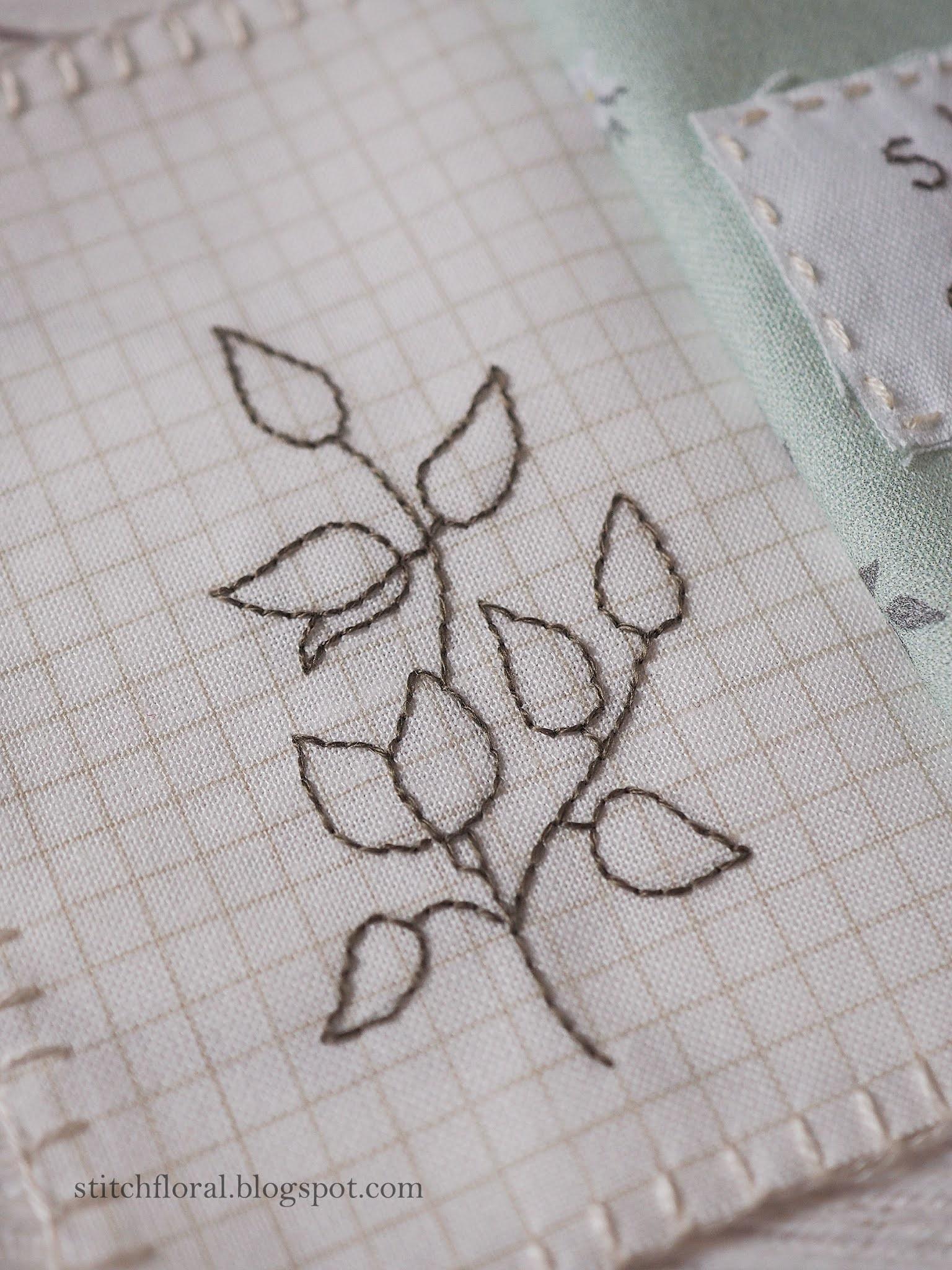 stitch book tutorial