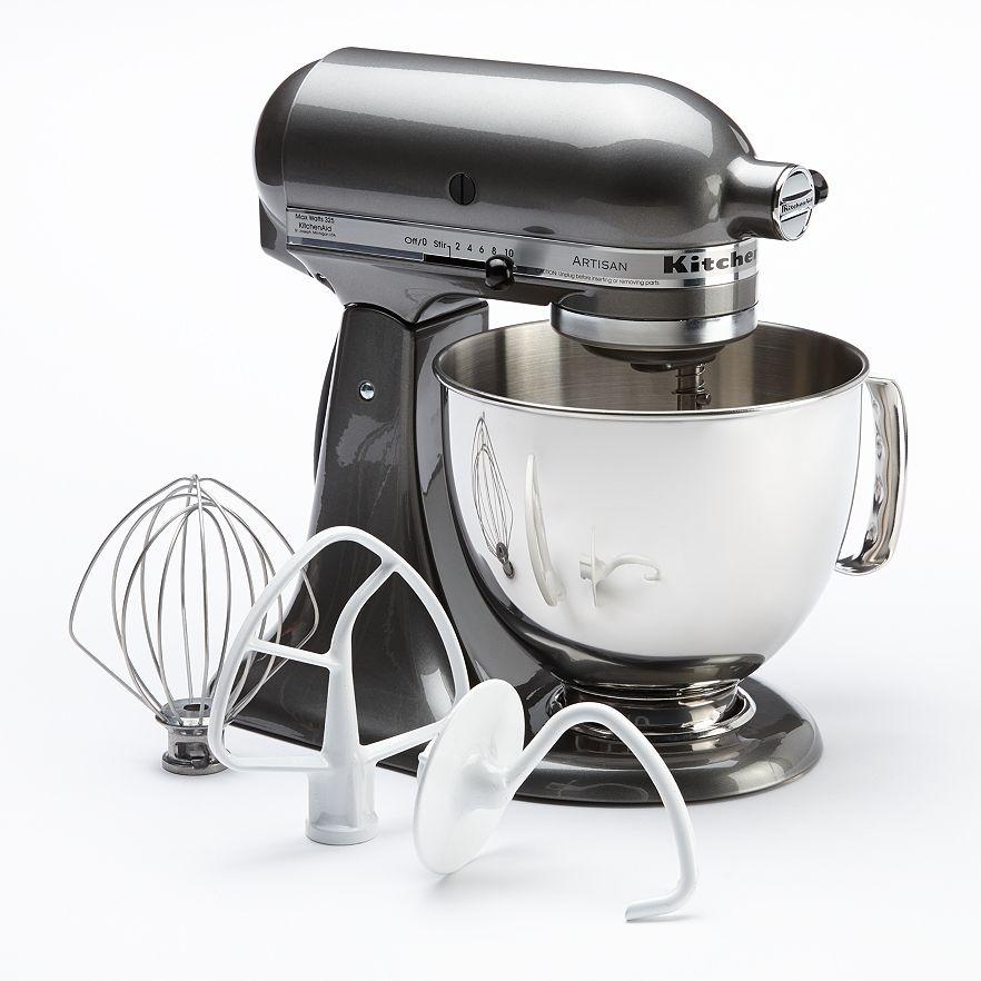 Kitchenaid Black Friday Deals 2016: Kohl's Deals: KitchenAid Artisan Mixer $187.49 (Better