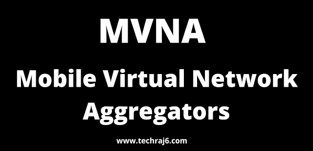 MVNA full form, What is the full form of MVNA