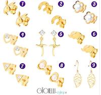 Logo Vinci gratis gioielli lussuosi in oro 9K e 14K con un valore di circa 60,40 €!