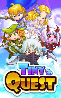 Download Tiny Quest Heroes Apk No Mod Gratis