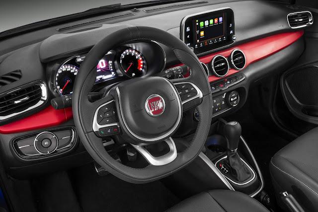 Fiat Argo Opening Edition - interior