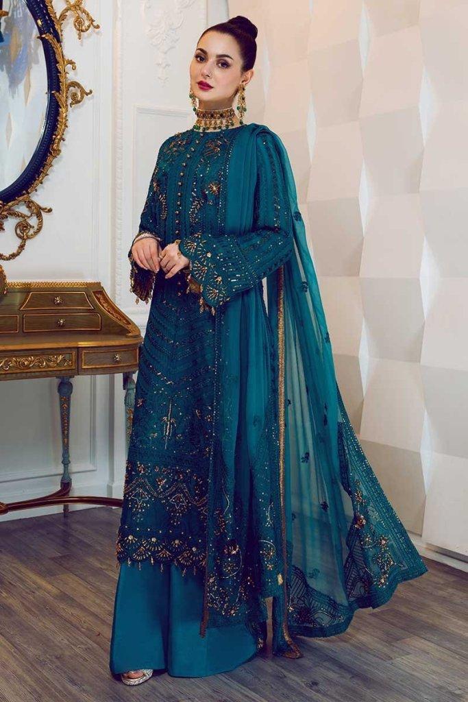 Rang Rasiya Ritzier Embroidered Chiffon Collection