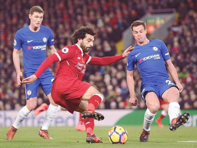 EPL: Liverpool To Face Chelsea In Tough Match
