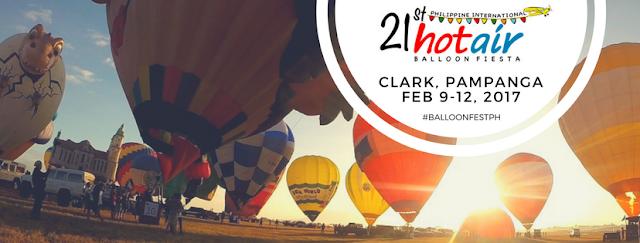 Hot Air Baloon Fiesta 2017 Clark Pampanga