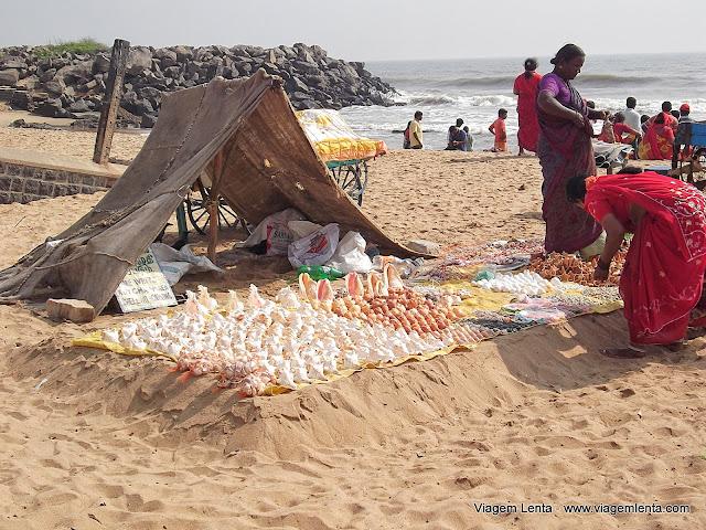 Dias 29 a 32 da viagem: Sul da Índia - Chennai e Mahabalipuram 1