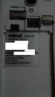 Flashing Advan S5E S2-JB 4.2.2