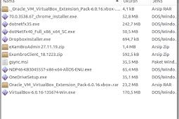 Download File Prerequisites UNBK 2020