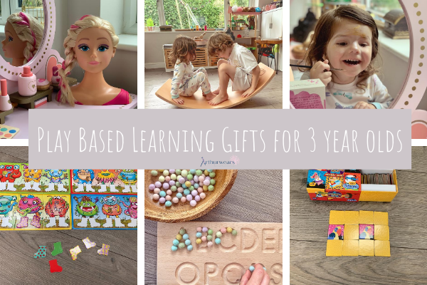 play based learning gifts for 3 year olds