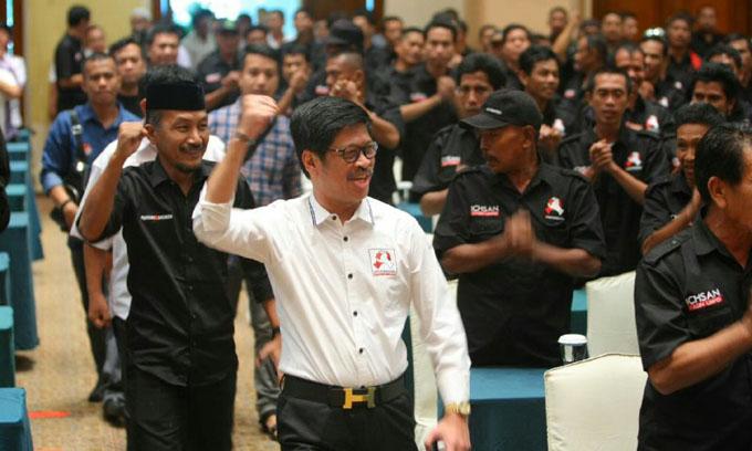 Kematangan IYL-Cakka Bangun Koalisi Rakyat dan Dukungan Parpol