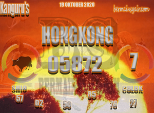 Kode syair Hongkong senin 19 oktober 2020 295