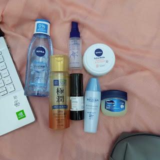 7 skincare membuat kulit sehat selama work form home